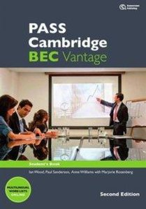 PASS Cambridge BEC, Vantage. 2nd Ed. Student's Book m. 2 Audio-C