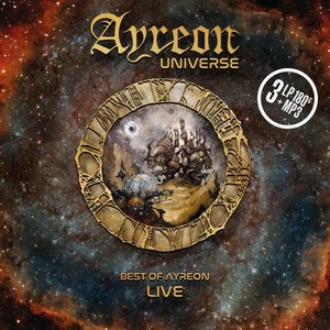 Ayreon Universe-Best Of Ayreon Live (Limited 3LP+MP3)
