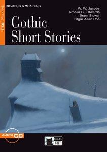 Gothic Short Stories. Mit CD. Intermediate. Step 5. 9./10. Klass