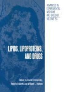 Lipids, Lipoproteins, and Drugs