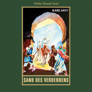 Sand des Verderbens. MP3-CD