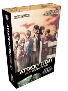 Attack on Titan: Volume 17. Special Edition with DVD
