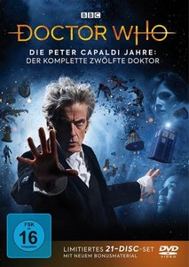 Doctor Who-Peter Capaldi Jahre:Komp.12.Doktor Limited