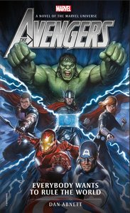 Marvel Avengers: Everybody Wants to Rule the World