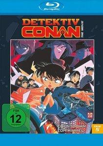 Detektiv Conan - 5. Film: Countdown zum Himmel - Blu-ray