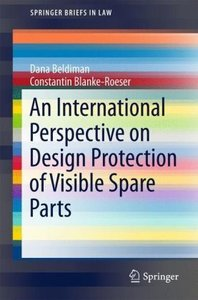Design Law Protection of Component Parts in the EU and the US