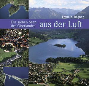 Die sieben Seen des Oberlandes aus der Luft