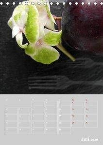 Renaissance der Hortensie (Tischkalender 2020 DIN A5 hoch)