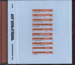 World War Joy, 1 Audio-CD
