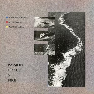 PASSION,GRACE AND FIRE