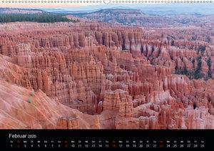 Naturwunder im Südwesten der USA (Wandkalender 2020 DIN A2 quer)