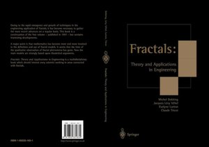 Fractals: Theory and Applications in Engineering