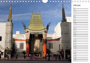 Kalifornien USA (Wandkalender 2020 DIN A4 quer)