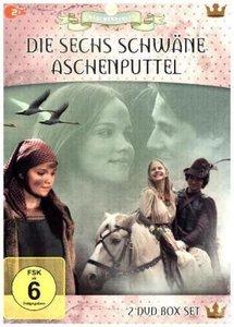 Märchenperlen: Aschenputtel & Die sechs Schwäne