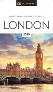 DK Eyewitness Travel Guide London: 2020