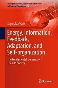 Energy, Information, Feedback, Adaptation, and Self-organization