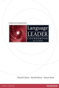 Language Leader Upper Intermediate Coursebook and CD-ROM and MyL