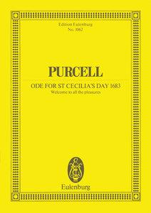 Ode zum St. Cecilia's Day 1683