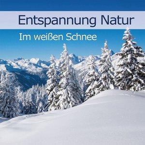 Entspannung Natur - Im weißen Schnee
