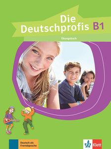 Die Deutschprofis B1. Übungsbuch