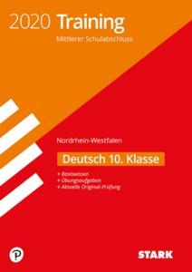 STARK Training Mittlerer Schulabschluss 2020 - Deutsch - NRW