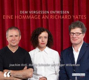 Dem Vergessen entrissen - Eine Hommage an Richard Yates