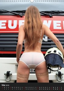 Feuerwehrkalender - Erotische Fotografien von Thomas Siepmann (W