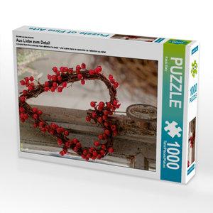 Ein Motiv aus dem Kalender Aus Liebe zum Detail 1000 Teile Puzzl