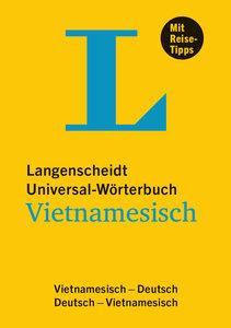 Langenscheidt Universal-Wörterbuch Vietnamesisch - mit Reisetipp