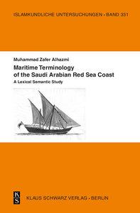 Maritime Terminology of the Saudi Arabian Red Sea Coast