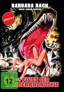 Der Fluss der Mörderkrokodile, 1 DVD (Uncut)