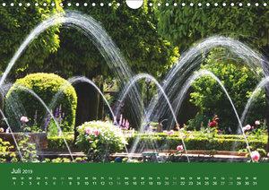 Wasser (Wandkalender 2019 DIN A4 quer)