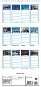 Hafen Hamburg - Familienplaner hoch