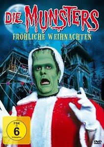 Munsters fröhliche Weihnachten, 1 DVD