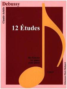 Debussy, 12 Études