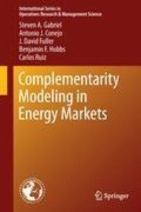 Complementarity Modeling in Energy Markets