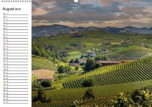 Piemont und Turin (Wandkalender 2018 DIN A2 quer)