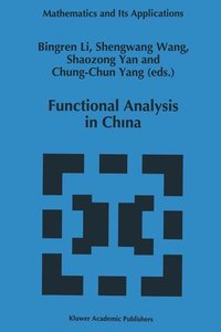 Functional Analysis in China