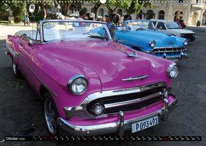 Traum Taxis in Kuba