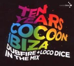 Ten Years Cocoon Ibiza