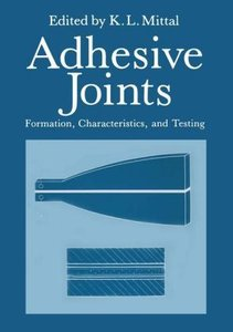 Adhesive Joints
