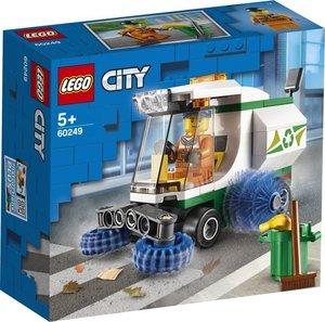 City Straßenkehrmaschine