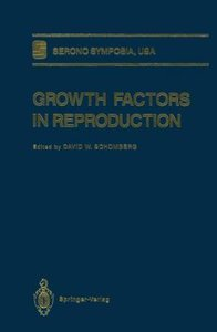 Growth Factors in Reproduction