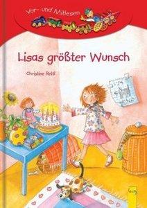 Lisas größter Wunsch