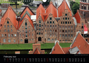 Monuments of Germany 2020 (Wall Calendar 2020 DIN A3 Landscape)