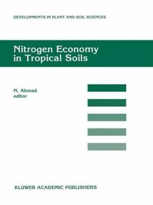 Nitrogen Economy in Tropical Soils