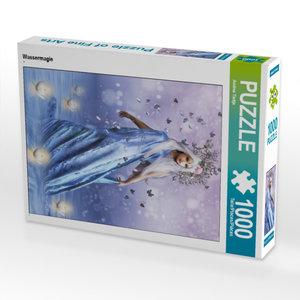 CALVENDO Puzzle Wassermagie 1000 Teile Lege-Größe 48 x 64 cm Fot