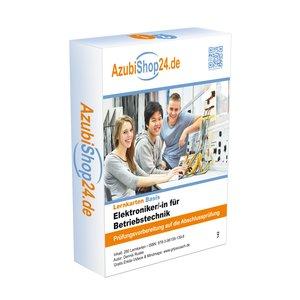 AzubiShop24.de Kombi-Paket Lernkarten Elektroniker/-in für Betri
