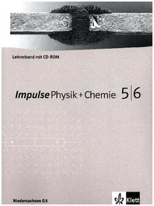 Impulse Physik. Neubearbeitung. Lehrerband 5.-8. Schuljahr. Ausg