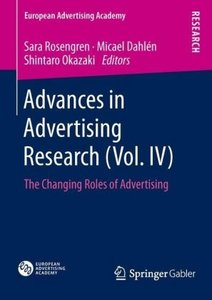 Advances in Advertising Research (Vol. IV)